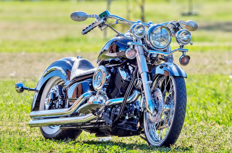 Yamaha 1100 Classic Motorcycle